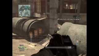 GoLd Snoz - MW3 Game Clip 2
