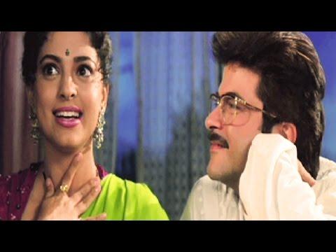 Juhi Chawla Sings For Anil Kapoor - Andaz, Comedy Scene 18 22 video
