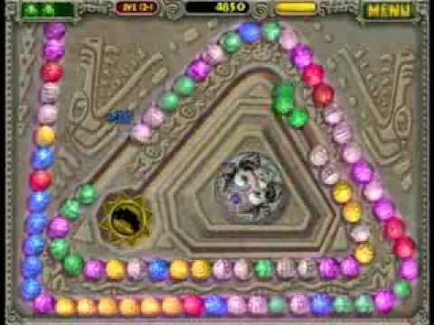Zuma PC Game - YouTube