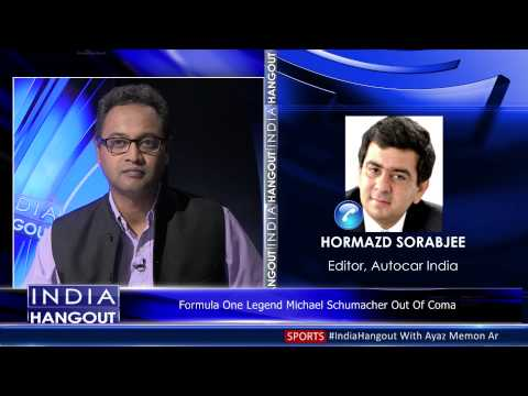 Highlights || Formula One Legend Michael Schumacher Out Of Coma || #IndiaHangout
