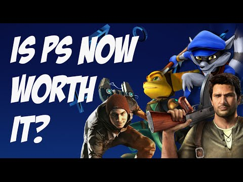 PS NOW Adds 40+ PS3 Exclusives - Is PlayStation Now Worth it?