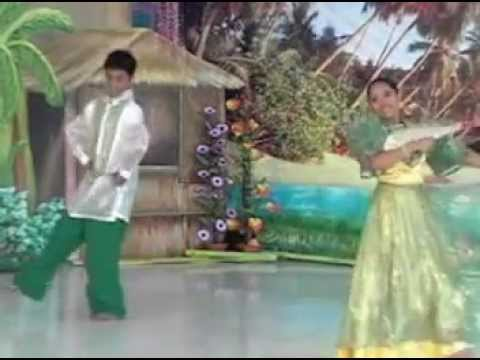 Philippine Folk Dances - Paru, Parong Bukid video