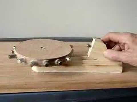 My Magnet Motor Free Energy Study - YouTube