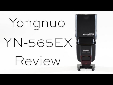 Yongnuo YN-565EX Review