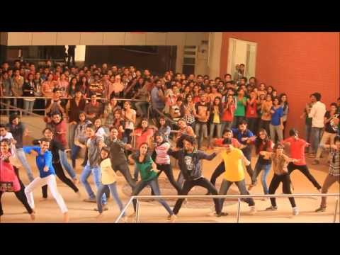 Flashmob 2014  Verve '14 Overheat video