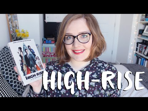 High-Rise Book & Film Review + Tom Hiddleston Reading.