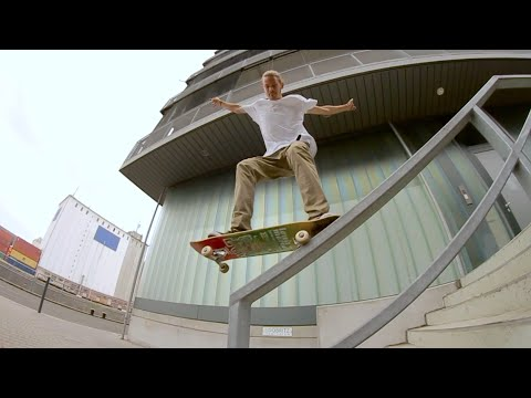 sml. Wheels Presents Anton Myhrvold RAW