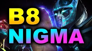 NIGMA vs B8 - Dendi vs KuroKy - WePlay! Mad Moon DOTA 2