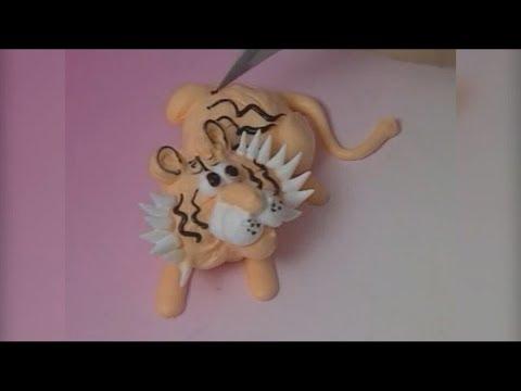 Фигурки животных для тортов