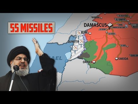 15 мая 2018. Военная обстановка в Сирии и Палестине. Кровопролитные столкновения возле сектора Газа