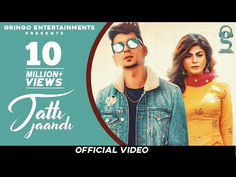 Jatti Jaandi (Official Video) | Kambi Ft. Mahi Sharma | Latest Punjabi Songs 2020 |New Punjabi Songs