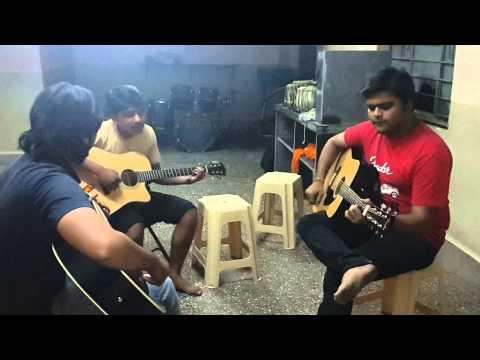 Batein Kuch Ankahi Si On Guitar