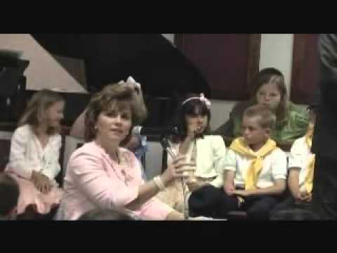 Crossroads Baptist Academy - We Love Your Children - 03/31/2011