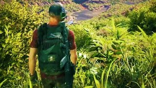 Ghost Recon Wildlands Gameplay - FULL E3 2015 Gameplay Walkthrough (PS4/XB1/PC)