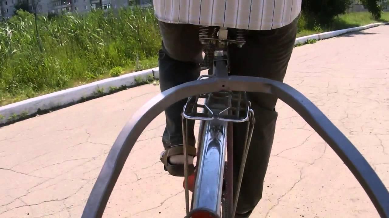 Сцепное устройство для велосипеда своими руками 72