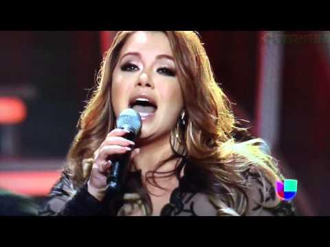 Chiquis Rivera en Nuestra Belleza Latina - Febrero 22/2015