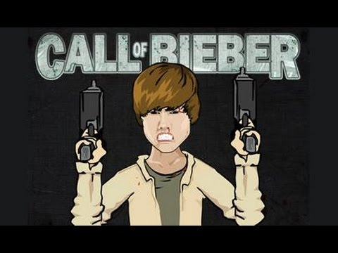 Funny Call Of Justin Bieber Game video