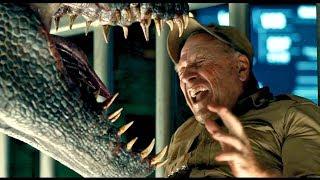 INDORAPTOR CENSORED DELETED SCENE - Final CGI - Jurassic World Fallen Kingdom (2018) HD Chris Pratt