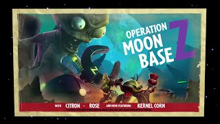 Plants vs. Zombies Garden Warfare 2 Plant Gameplay on Moon Base Z | Gamescom 2015