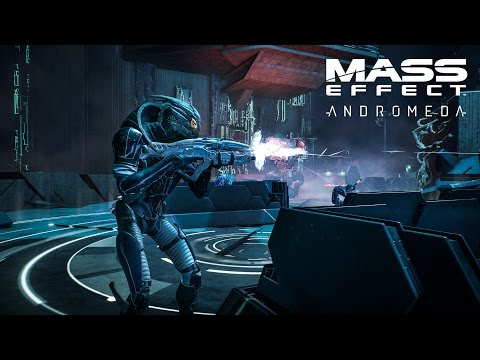 "MASS EFFECT™: ANDROMEDA – APEX Mission Brief 08: ""Deeper into the Ruins"""