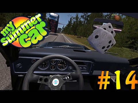 My Summer Car - 200KPH CHALLENGE! #14