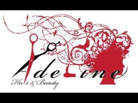 ADELINE HAIR & BEAUTY SALON LAGOS, NIGERIA OPENING.