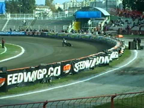 Żużel, Sgp Bydgoszcz, Speedway Grand Prix W Bydgoszczy - Trening 08.10.2010r