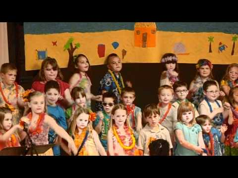 Bulls Gap School 1st Grade Music Program 2012