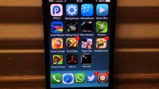 My Favourite Cydia Tweaks Compatible With iOS 7.1/7.1.1 (PanGu)