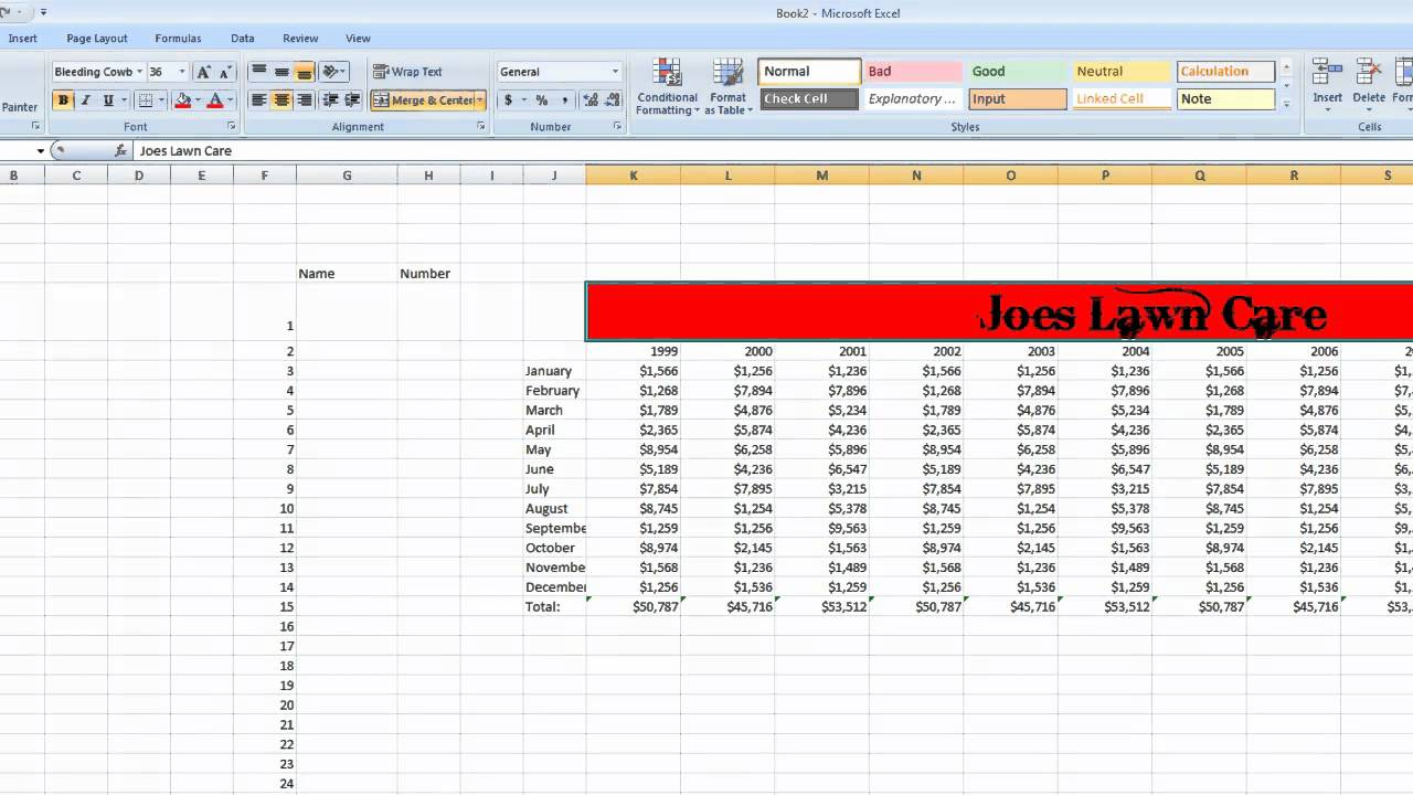 basic excel tutorial 2010 pdf