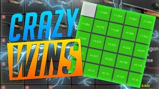 INSANE CSGO MINESWEEPER WINS! - RISKY MINE WINS (CSGOMASSIVE)