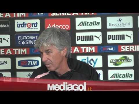 Conferenza stampa Gian Piero Gasperini vigilia Bologna-Palermo - Mediagol.it