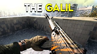 The Galil in Warzone Shreds!
