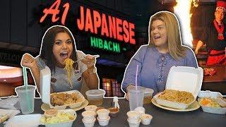 Japanese Food Mukbang!