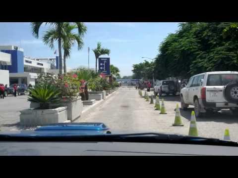 Port au Prince Haiti - Airport - Toussaint L'Ouverture Aeroport