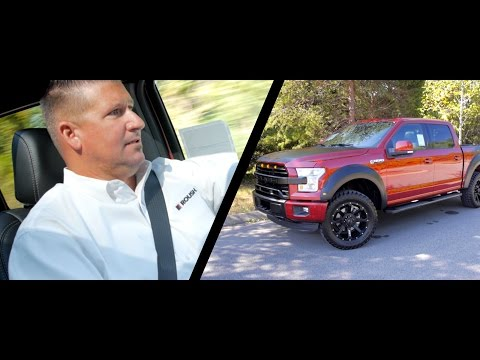 NEW!! Greatrex Reviews the 2016 Roush F-150