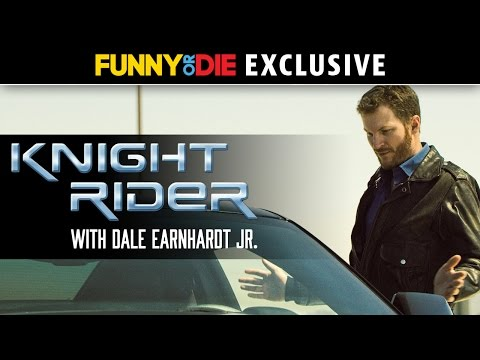 Knight Rider with Dale Earnhardt Jr