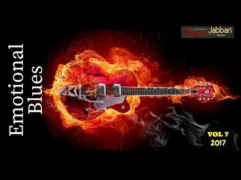 Emotional Blues Music - Youness Jabbari | Vol7