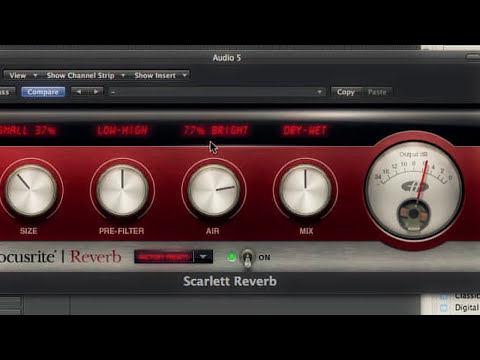 SoundStud.io Spotlight - Focusrite Scarlett Plug-in Suite