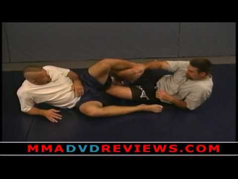 Chuck Liddell - Leg Locks in Opponent Guard Image 1