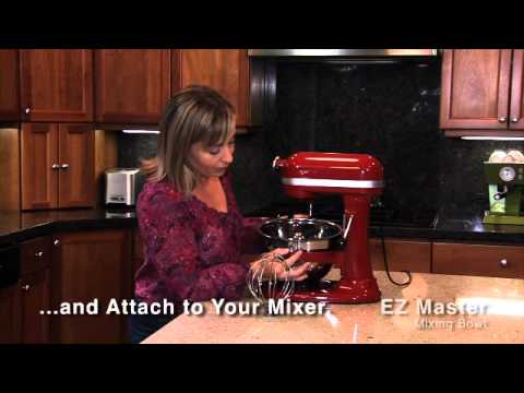 KitchenAid Stand Mixer. Double Boiler Attachment!