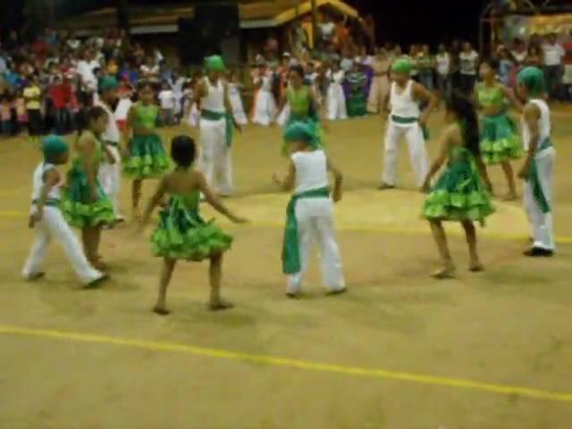 Lanzamiento Oficial Grupo Infantil de Danza Folklorica