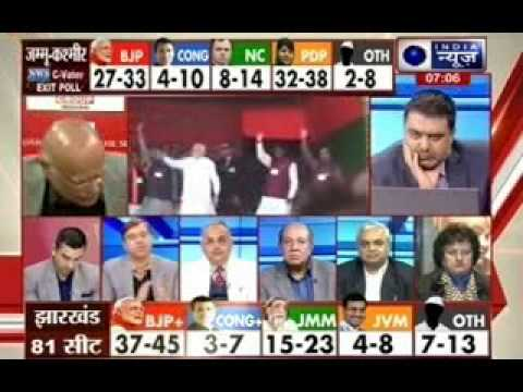 India News Exclusive: Jammu and Kashmir records highest turnout