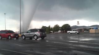 Tornado Storm in Newcastle, Oklahoma on 20 May 2013 Full Video