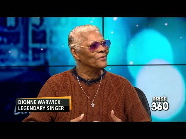 "Legendary Dionne Warwick on her new album ""Feel So Good!"""