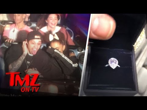 Ariana Grande Is Engaged After About A Month Of Dating! | TMZ TV