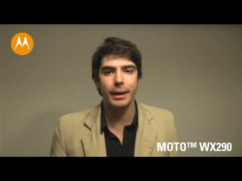 Motorola WX290 US Video clips