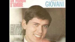 Watch Gianni Morandi Un Mondo Damore video