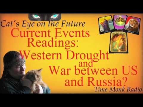 Melodi Grundy  ~  Current Events: ... War between US and Russia?  ~   CEOTF -  DCS4136