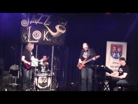 Z wiosennego koncertu Jazz Lok